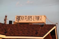 Rocky Flats Lounge T-shirt